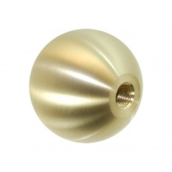 M10x1.5 Brass Shift Knob